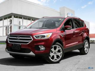 Used 2017 Ford Escape Titanium for sale in Winnipeg, MB