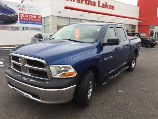 Used 2011 RAM 1500 ST/AS IS/ YOU SAFETY YOU SAVE!! for sale in Lindsay, ON