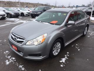 Used 2011 Subaru Legacy 2.5 i Convenience Package/AWD for sale in Lindsay, ON