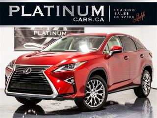 Used 2016 Lexus RX 350 , PREMIUM, NAVI, CAM, Sunroof for sale in Toronto, ON
