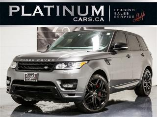 Used 2014 Land Rover Range Rover Sport AUTOBIOGRAPHY, SUPERCHARGED, NAVI, Pano for sale in Toronto, ON