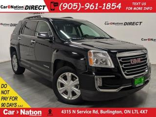 Used 2017 GMC Terrain SLE-2| AWD| SUNROOF| BACK UP CAMERA| for sale in Burlington, ON