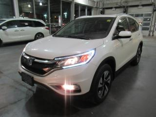 Used 2016 Honda CR-V Touring, NEW TIRES AND BRAKES! for sale in Brampton, ON