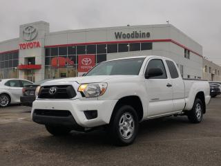 Used 2015 Toyota Tacoma SR5 Rear Wheel Drive Back Up Camera Access Cab for sale in Etobicoke, ON