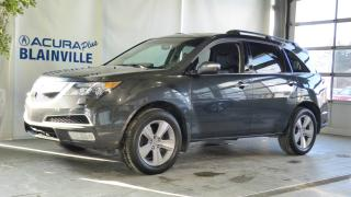 Used 2013 Acura MDX TECHNOLOGIE ** GPS DVD ** for sale in Blainville, QC