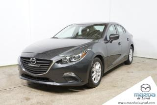 Used 2015 Mazda MAZDA3 GS Bluetooth for sale in Laval, QC