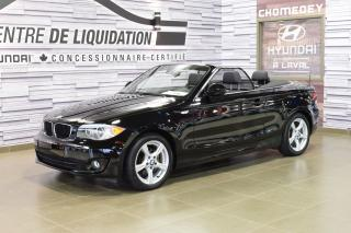 Used 2012 BMW 1 Series 128i Convertible for sale in Laval, QC