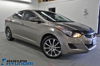 Used 2012 Hyundai Elantra GL for sale in Guelph, ON