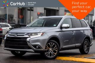 Used 2017 Mitsubishi Outlander ES|AWD|Sunroof|Bluetooth|Backup Cam|7-Seater|18