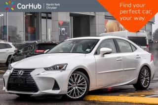 Used 2018 Lexus IS 300 AWD|Sunroof|Backup Cam|Nav|Bluetooth|Blindspot|18