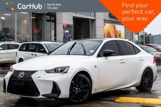 Used 2017 Lexus IS 300 AWD|Sunroof|Nav|Backup Cam|Keyless_Entry|Bluetooth|18