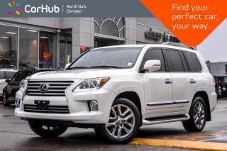 Used 2015 Lexus LX 570 AWD|Sunroof|7-Seater|Backup Cam|Keyless_Entry|Nav|Bluetooth|20