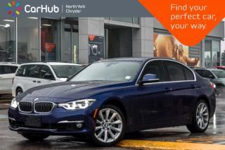 Used 2016 BMW 3 Series 328i xDrive AWD|Sunroof|Nav|Backup Cam|Keyless_Entry|18