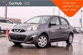 Used 2016 Nissan Micra SV|Bluetooth|Pwr windows|pwr Locks|Keyless Entry for sale in Bolton, ON