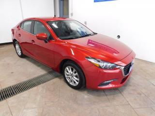 Used 2017 Mazda MAZDA3 SE LEATHER NAVI for sale in Listowel, ON