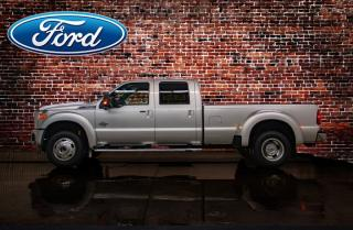 Used 2014 Ford F-450 4x4 Crew Cab Lariat Dually Diesel for sale in Red Deer, AB