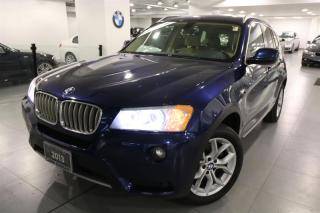 Used 2013 BMW X3 xDrive28i for sale in Newmarket, ON
