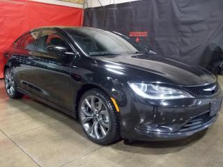 Used 2016 Chrysler 200 S for sale in Lethbridge, AB