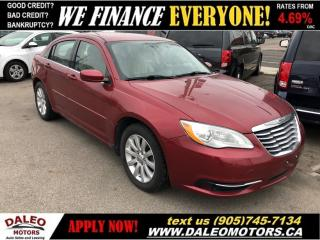 Used 2011 Chrysler 200 LX | ONLY 89KMS | NEW PRICE! for sale in Hamilton, ON