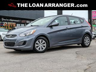 Used 2017 Hyundai Accent for sale in Barrie, ON