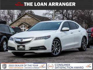 Used 2015 Acura TLX for sale in Barrie, ON