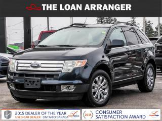 Used 2009 Ford Edge Limited for sale in Barrie, ON