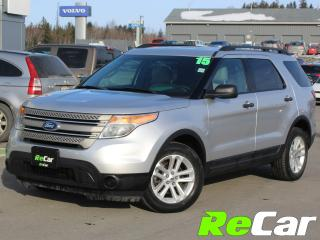 Used 2015 Ford Explorer FWD   BLUETOOTH   KEYLESS ENTRY for sale in Fredericton, NB