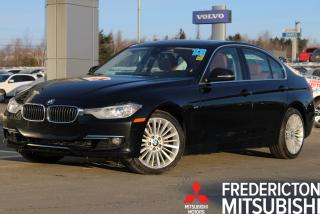 Used 2013 BMW 328i xDrive AWD | HEATED LEATHER | NAV | SUNROOF for sale in Fredericton, NB