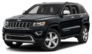 Used 2015 Jeep Grand Cherokee Limited for sale in Ottawa, ON