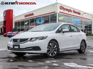 Used 2015 Honda Civic EX Sedan for sale in Guelph, ON