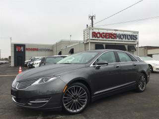 Used 2015 Lincoln MKZ - HYBRID - NAVI - SUNROOF - SELF PARKING for sale in Oakville, ON