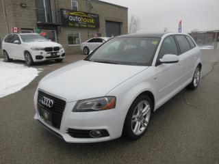 Used 2012 Audi A3 4dr HB S tronic quattro 2.0T Progressiv for sale in Newmarket, ON