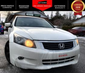 Used 2009 Honda Accord Sedan 4dr V6 Auto EX-L for sale in Carp, ON