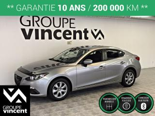Used 2014 Mazda MAZDA3 Gx Gar for sale in Shawinigan, QC