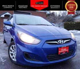 Used 2012 Hyundai Accent for sale in Carp, ON