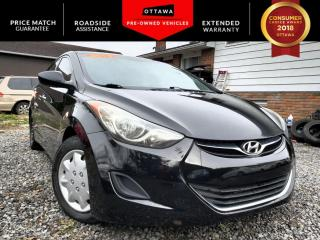 Used 2013 Hyundai Elantra 4dr Sdn Man GL for sale in Carp, ON