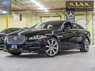 Used 2015 Jaguar XJ XJ PREMIUM for sale in Guelph, ON