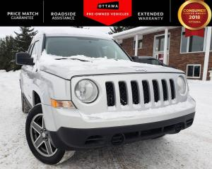 Used 2011 Jeep Patriot 4WD 4dr North for sale in Carp, ON
