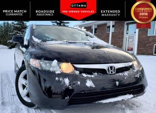 Used 2008 Honda Civic Sdn 4dr Auto EX-L for sale in Carp, ON