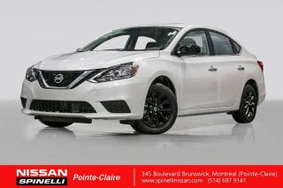 Used 2018 Nissan Sentra 1.8 Sv Midnight for sale in Montréal, QC