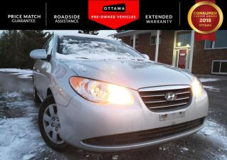 Used 2009 Hyundai Elantra 4DR SDN AUTO GL for sale in Carp, ON