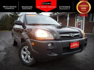 Used 2009 Hyundai Tucson 4WD 4dr V6 Auto GL for sale in Carp, ON