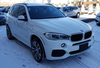 Used 2016 BMW X5 Xdrive35i 7 Passenger M for sale in Dorval, QC