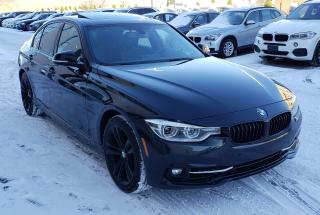 Used 2016 BMW 328i Xdrive Sport Line Heads for sale in Dorval, QC