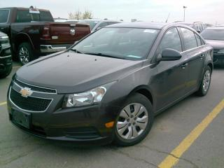 Used 2014 Chevrolet Cruze 4dr Sdn 1LT for sale in Brampton, ON