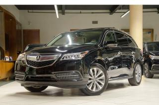Used 2016 Acura MDX Navigation Package for sale in Montréal, QC