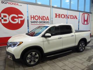 Used 2018 Honda Ridgeline for sale in St-Georges, QC