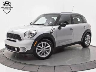 Used 2013 MINI Cooper Countryman S All4 Toit Pano for sale in Brossard, QC