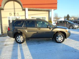 Used 2010 Mitsubishi Endeavor Traction intégrale 4 portes SE for sale in Lévis, QC