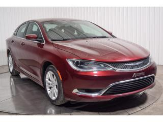 Used 2015 Chrysler 200 Ltd V6 A/c Mags for sale in Saint-hubert, QC